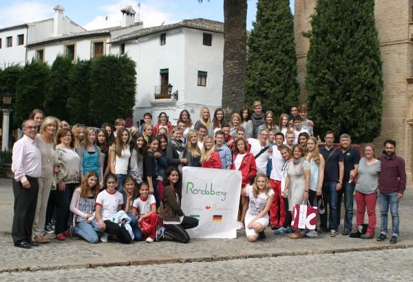 Sprachenfahrt Spanien 2014