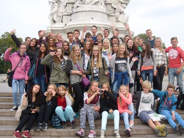 Sprachfahrten England 2014