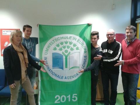 Umweltschule_Auszeichnung_2015